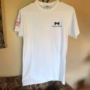 Women's Simply Southern T shirt size Small